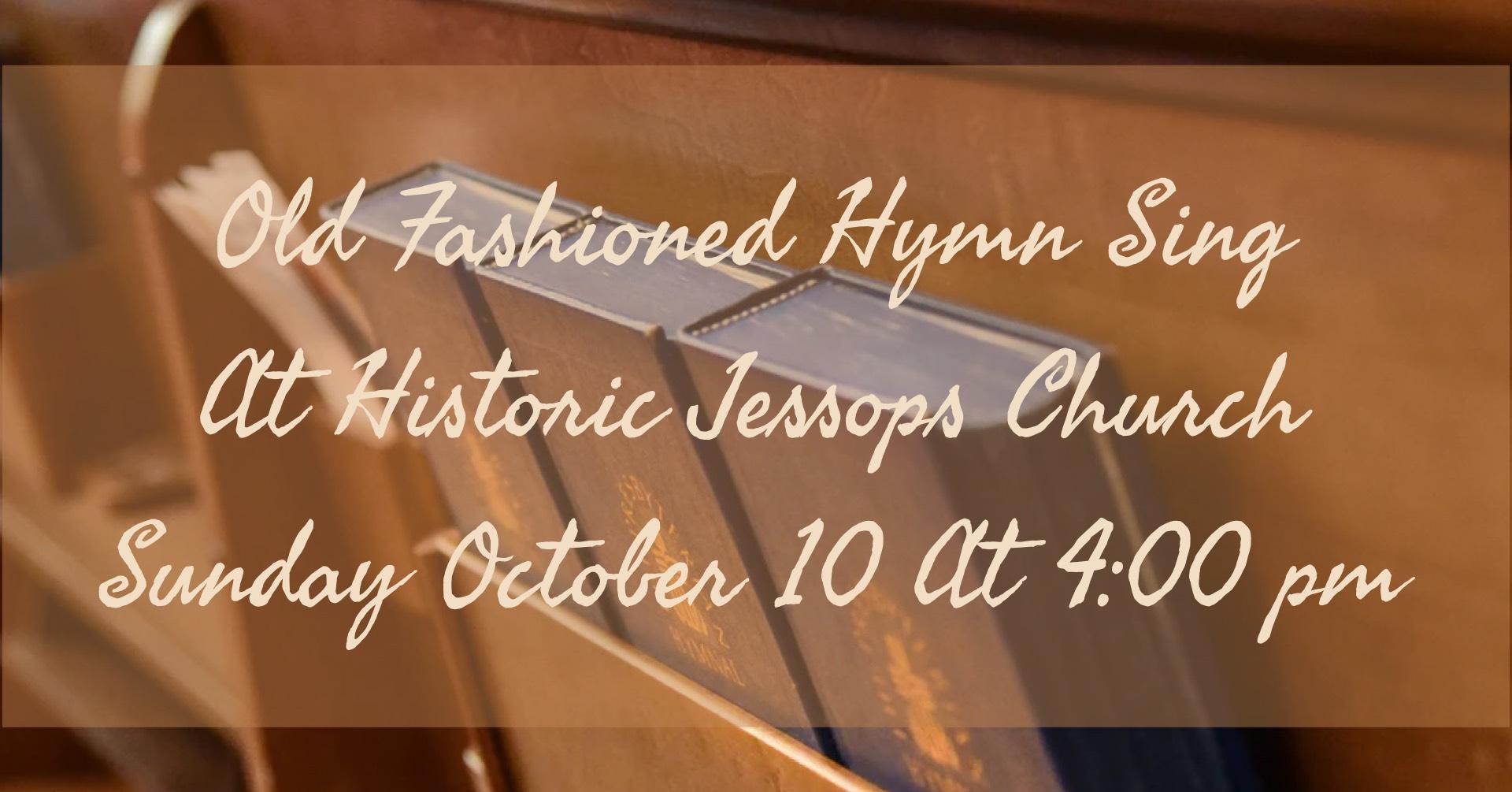 Historic Jessops Church